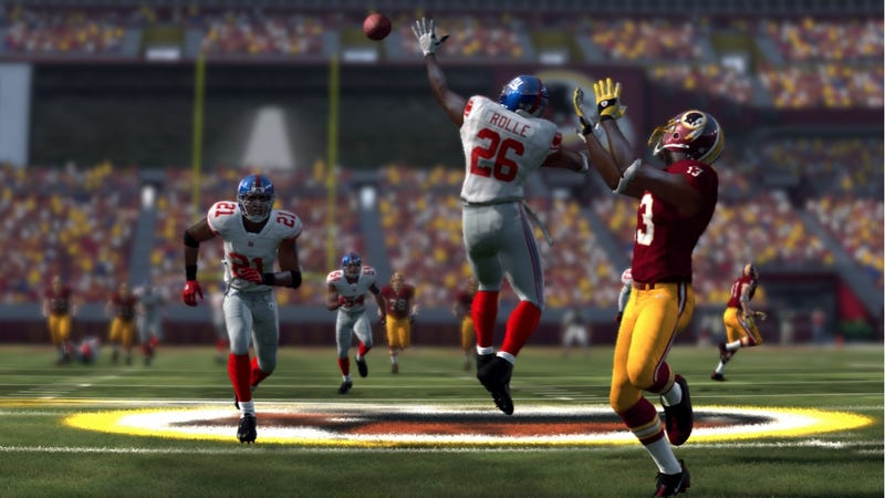 "Illustration for article titled ""Season Ticket"" Holders Can Get Madden NFL 12 as Early as 10 a.m. Tomorrow"