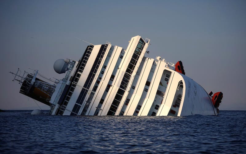Illustration for article titled Hubris Runs Massive Ship Aground, So Naturally Its Owner Also Runs The Miami Heat