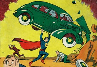 Illustration for article titled 8 Movie Superheroes Who Need To Return To Their Comic Book Roots