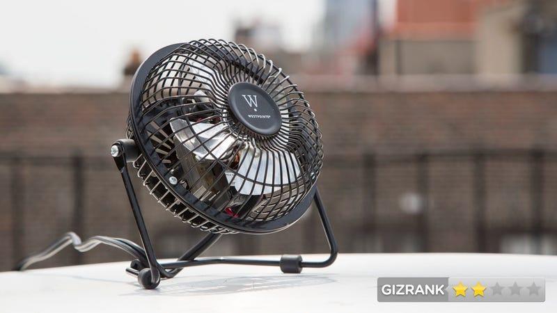 Small Desk Fan