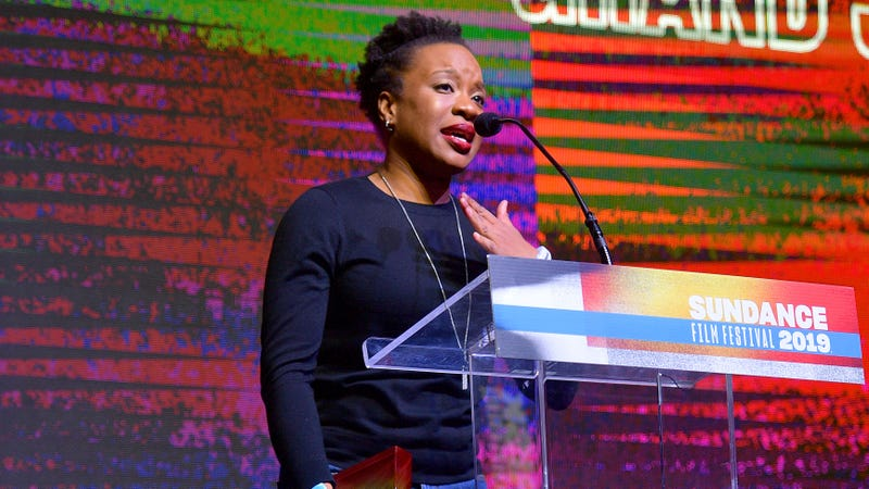 Director Chinonye Chukwu speaks onstage during the Sundance Film Festival Awards Night Ceremony on February 2, 2019 in Park City, Utah.