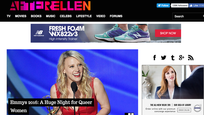 Illustration for article titled AfterEllen EIC Says Site Will Shut Down on Friday While Corporate Owner Calls It a 'False Rumor'