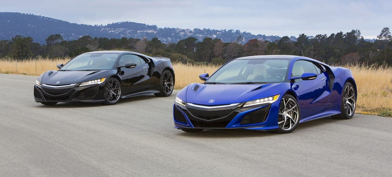Illustration for article titled The 2016 Acura NSX Is A Rational Supercar, And That's The Problem