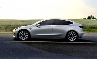 Illustration for article titled Reminder: The Model 3 should have been a hatchback