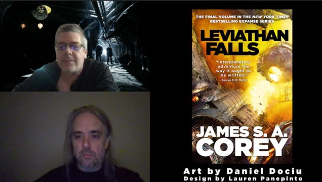 The Expanse s 9th and Final Book Is Titled Leviathan Falls