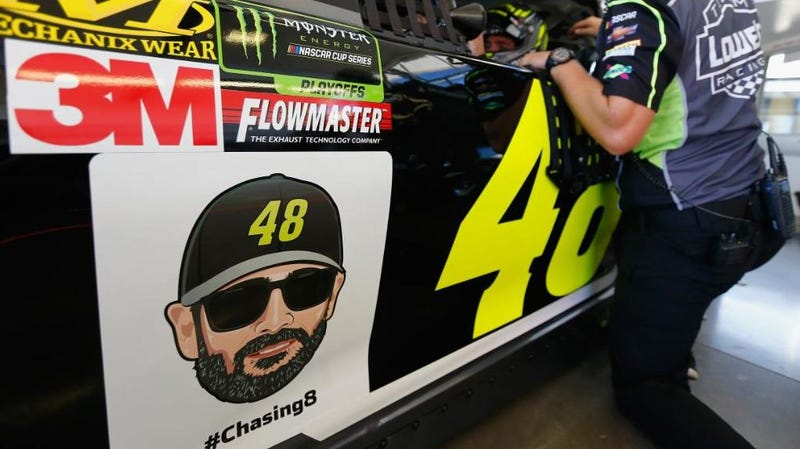 Why In The World Are Nascar Teams Putting Emojis On Race Cars