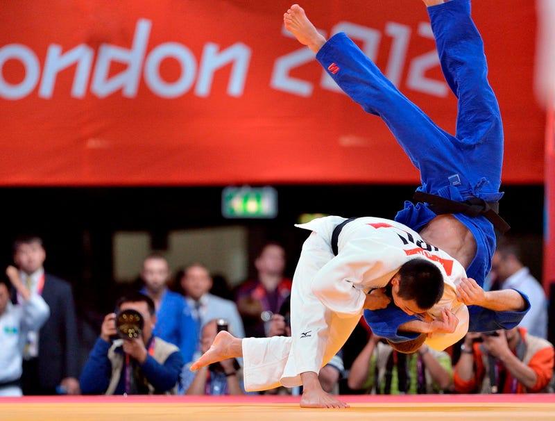Illustration for article titled Judo!
