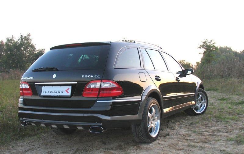 2005 Kleemann E50KCC