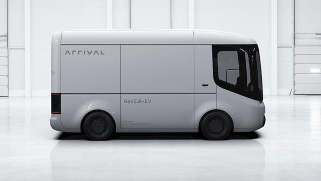 Hyundai Give $110 Million To Electric Delivery Van Company Arrival