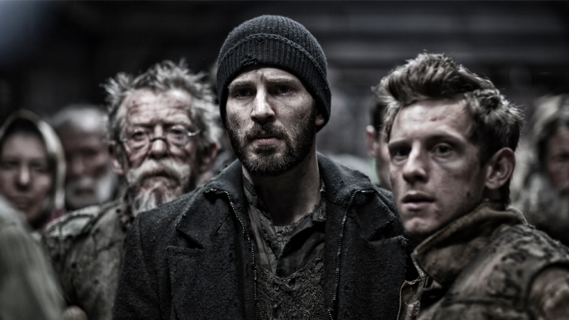Illustration for article titled Snowpiercer May Become a TV Show, Because All Movies Are TV Shows Now
