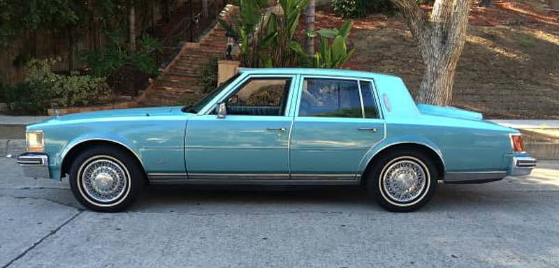 how about this 1978 cadillac seville for 6 500. Cars Review. Best American Auto & Cars Review