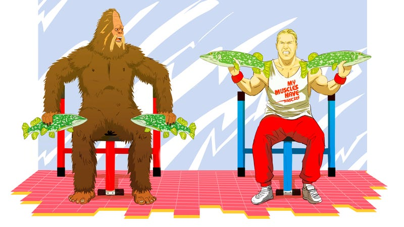 Illustration for article titled Can You Handle This Clay Matthews–Approved Arm Workout?
