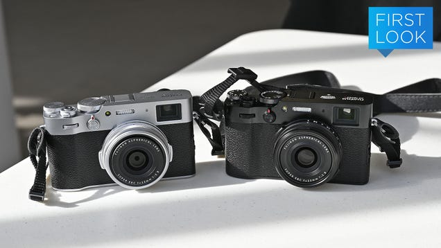 Fujifilm s New X100V Could Make a Great Everyday Travel Camera