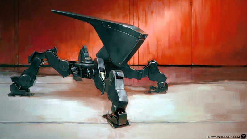 Illustration for article titled Li'l Cyborg