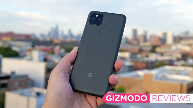 Google Pixel 5a Review: The New King of Mid-Range