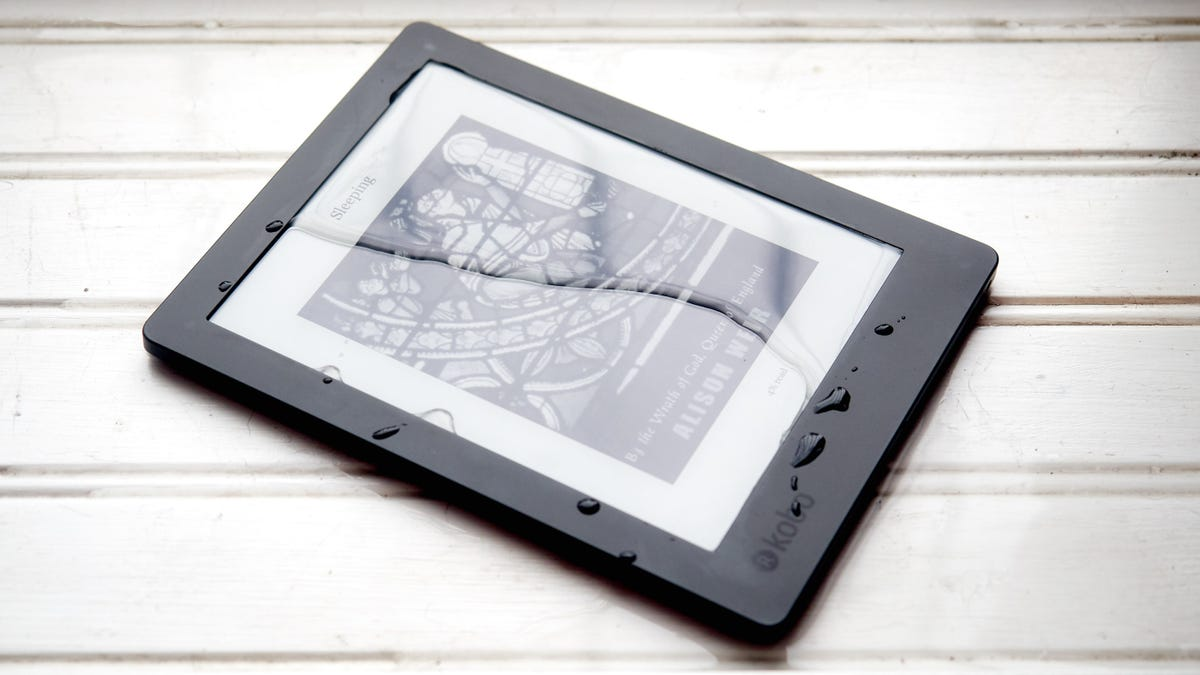 Amazon's Kindle Is King–Why Would I Buy This Other E-reader?