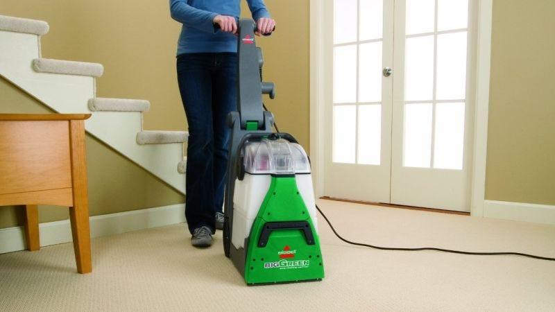 Aspiradora Bissell Big Green par alfombras, $284