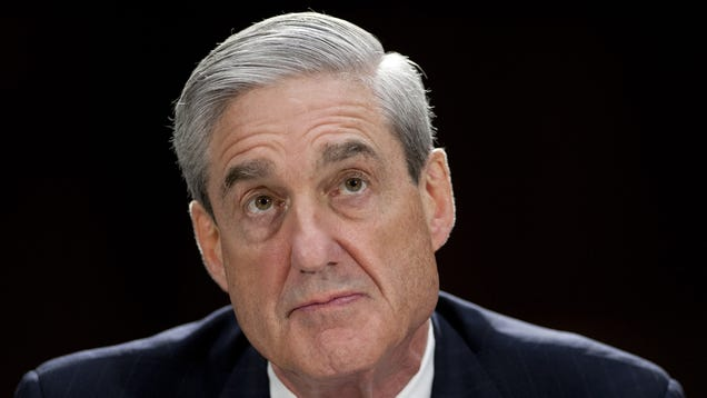 Mueller Admits A Smarter President Would've Totally Found Way To Stop Investigation By Now