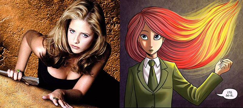 Illustration for article titled Like These TV Shows? Here Are The Webcomics You Should Read