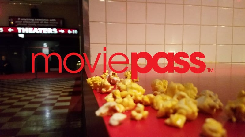 Illustration for article titled MoviePass Subscriptions Are Back Down to $6.95 If You Act Fast