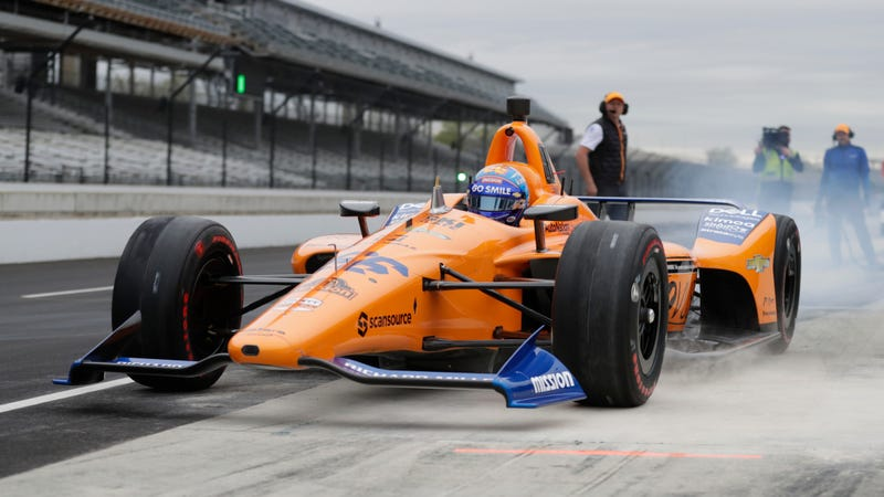 McLaren Won't Buy Its Way Into the Indy 500