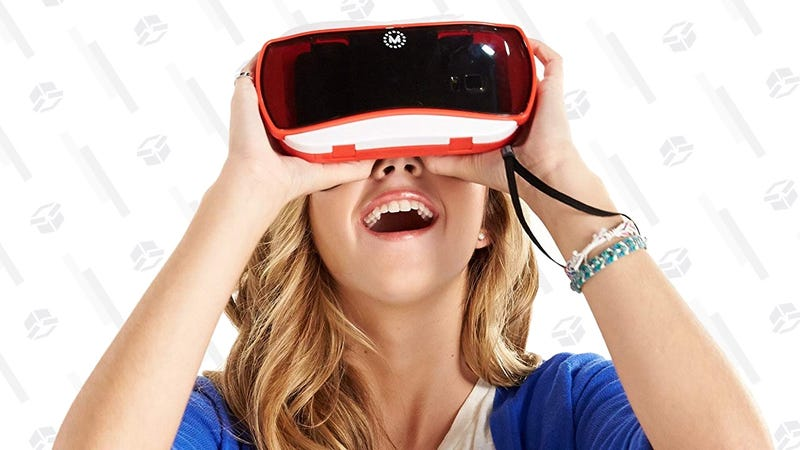 View-Master VR Starter Kit | $8 | Amazon