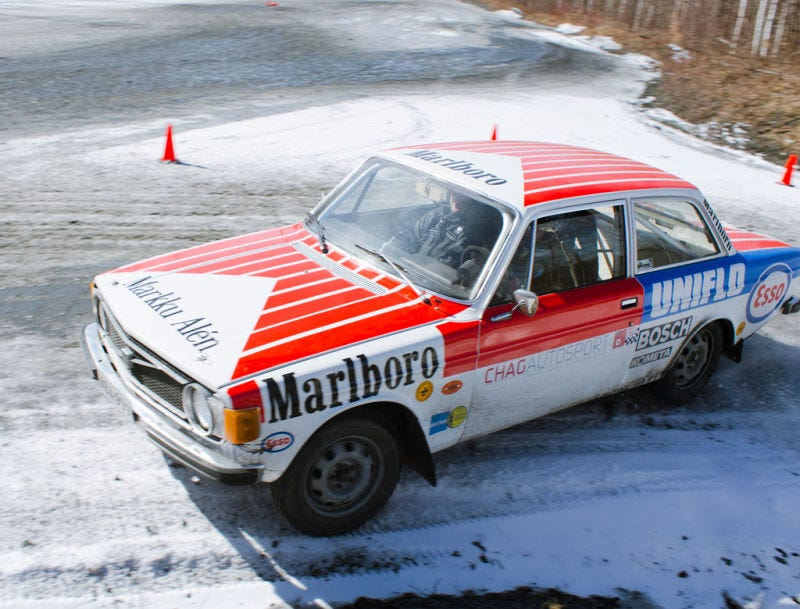 FWD vs. RWD vs. AWD Explained With Vintage Rally Cars