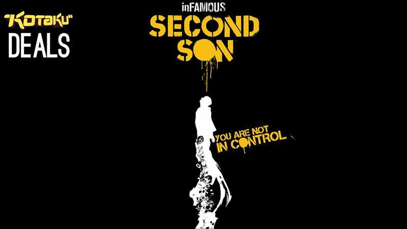 Illustration for article titled Infamous: Second Son, New Humble Bundle, Amazon PC Sale [Deals]