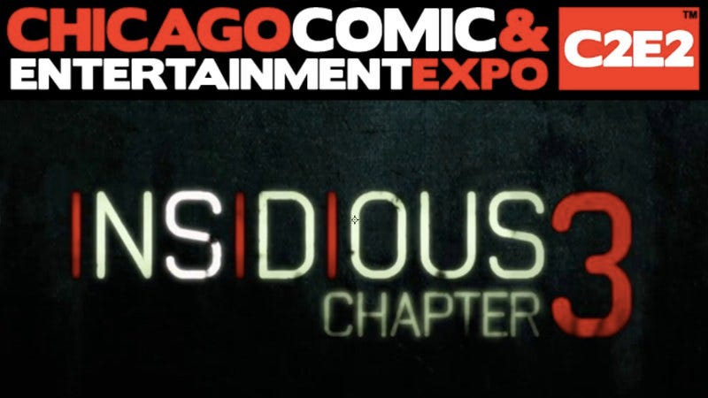 """Illustration for article titled Chicago, win a one-day C2E2 pass to step """"Into The Further"""" with Insidious: Chapter 3"""