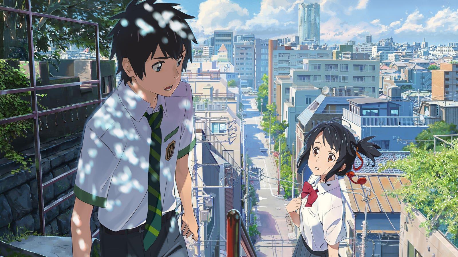 Las 10 películas de anime más exitosas en la historia de Japón
