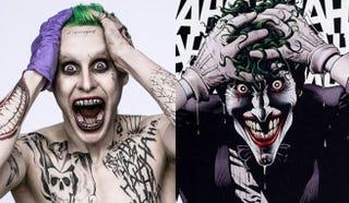 Illustration for article titled El nuevo Joker que aparecerá enSuicide Squad es diferente, pero genial