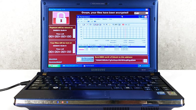 Someone Spent $1 3 Million on Laptop Infected With Six of