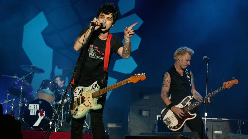 Green Day in 2004.