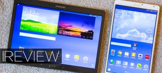 Illustration for article titled Samsung Galaxy Tab S Review: Good Lord, That Display