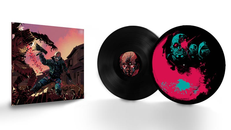 Illustration for article titled Stan Bush Creates A Brand-New '80s Anthem For Shadow Warrior 2