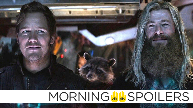 James Gunn Wants You to Watch the Guardians  Holiday Special Before Volume 3