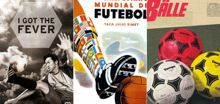 Illustration for article titled A Brief History of Every Official World Cup Ball Since 1930