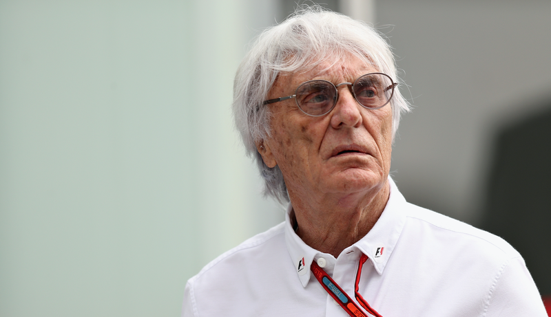 Formula One boss Bernie Ecclestone. Photo credit: Mark Thompson/Getty Images