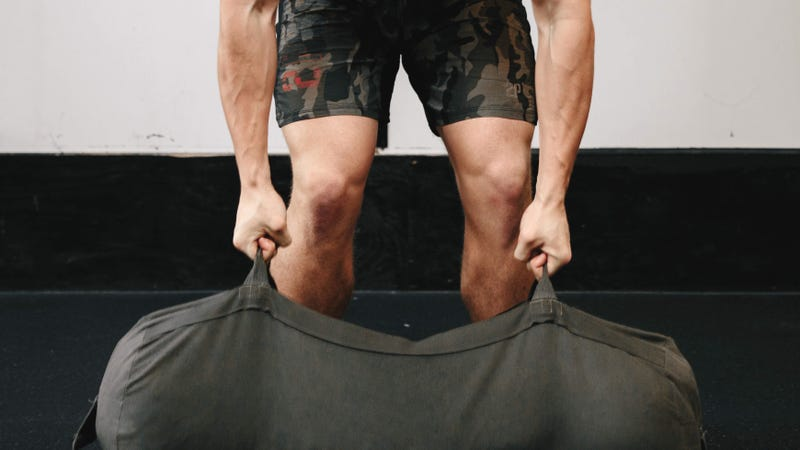 What to Deadlift When You Don't Have a Barbell