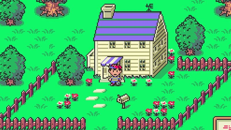 The player is the best parent an EarthBound kid can have