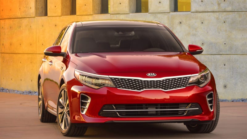 Illustration for article titled 2016 Kia Optima: This Is It