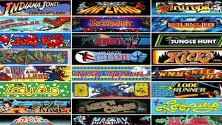 Illustration for article titled The Internet Arcade Has 900 Classic Arcade Games You Can Play for Free