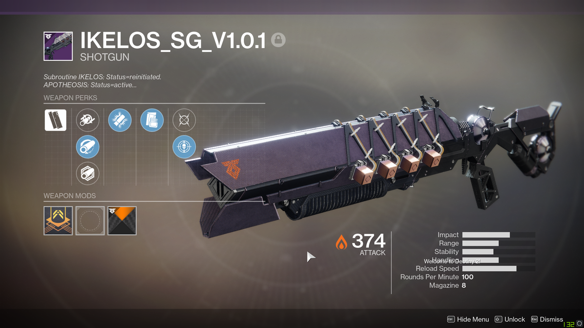 Here's How Destiny 2's New Weapons System Works