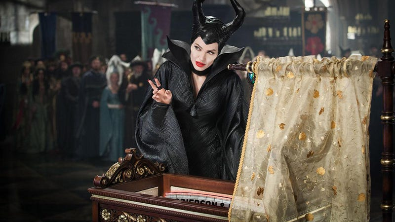 Illustration for article titled The Sleeping Beauty Reboot You Never Wanted: Maleficent, Reviewed.