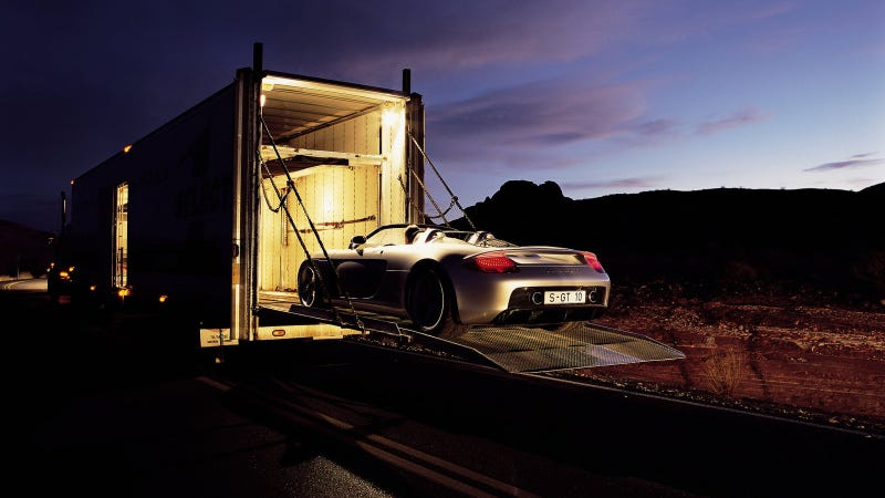 Illustration for article titled Would You Drive The Porsche Carrera GT