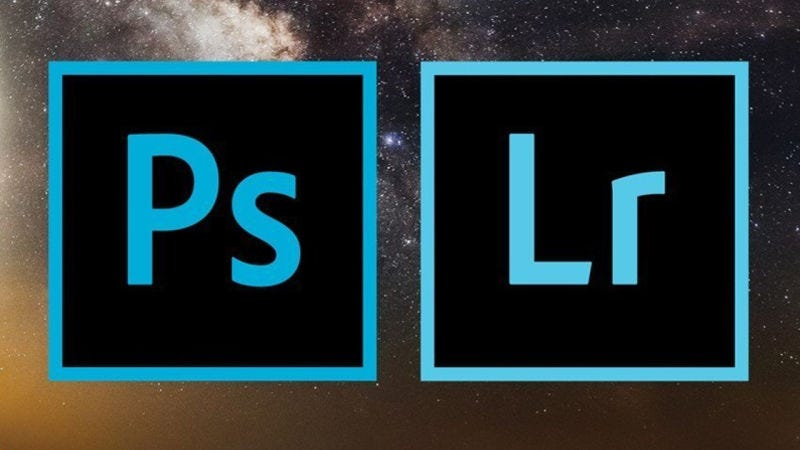 Adobe Creative Cloud Photography Plan - 12 Months, $89