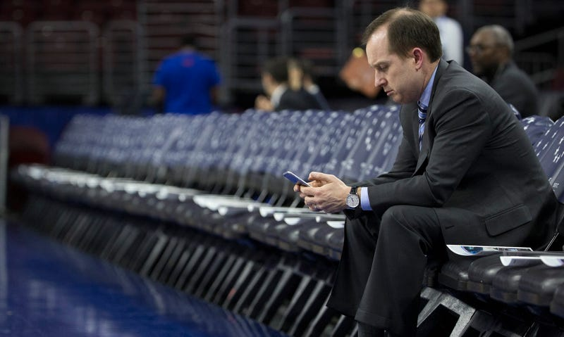 Illustration for article titled Failure Artist Sam Hinkie Produces His Masterpiece