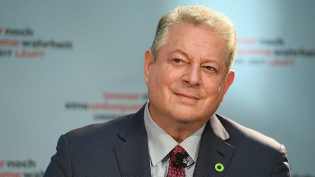 The Technocratic Danger of Al Gore's New Venture to Track Carbon Pollution in Real-Time