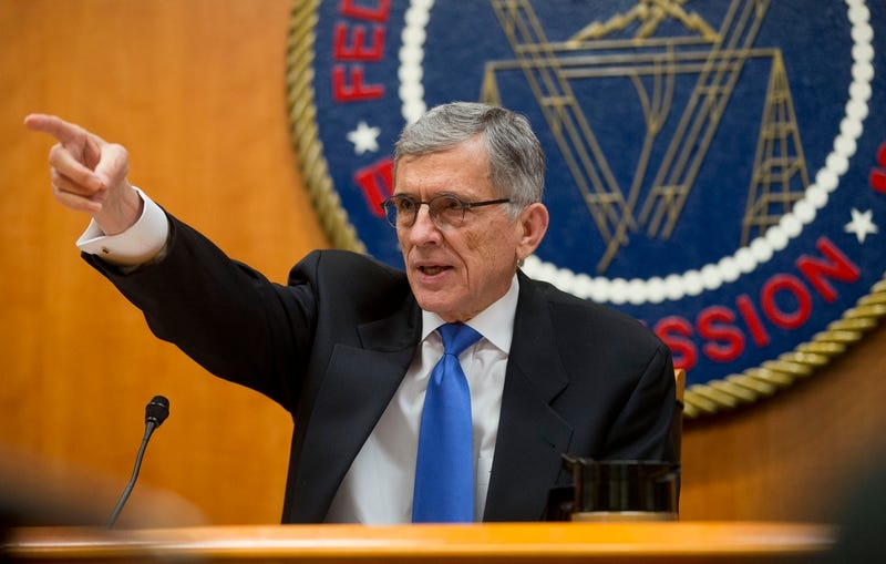 FCC Chairman Tom Wheeler in a file photo from 2015 (Associated Press)