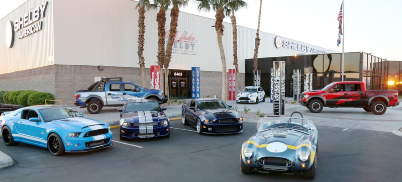 Illustration for article titled The Ultimate Shelby Concept Sale Is What American Dreams Are Made Of